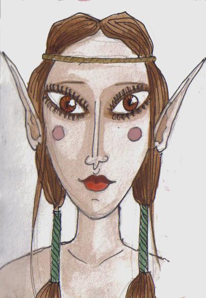 Elf 02 :updated: by silverlode