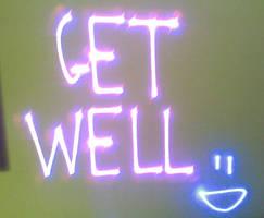 Get Well my friend