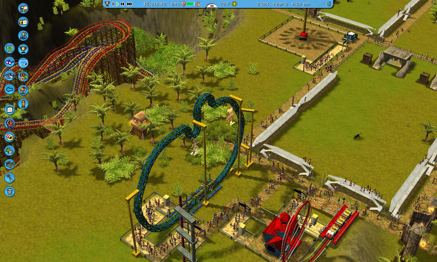 Raiders Of The Lost Coaster
