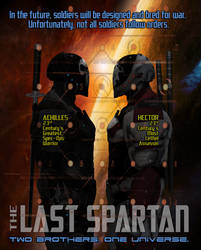 THE LAST SPARTAN: Brother vs Brother by Brotherlobo