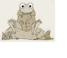 Toad by senor-sausage