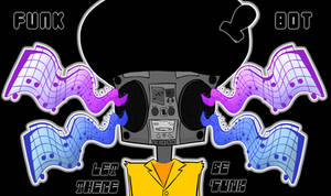 Funk Bot by senor-sausage