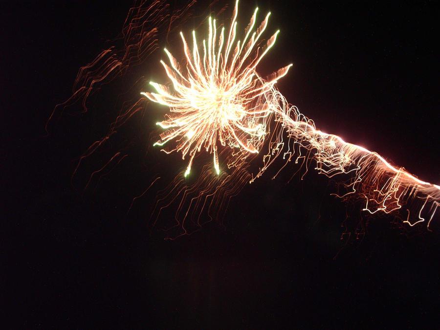 Fireworks Stock by Noxtu-Stock