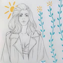 Pinterest Lady