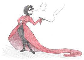 Queen Edna by WandererRiha