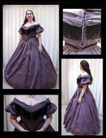 CW Ball Gown 2008 by WandererRiha