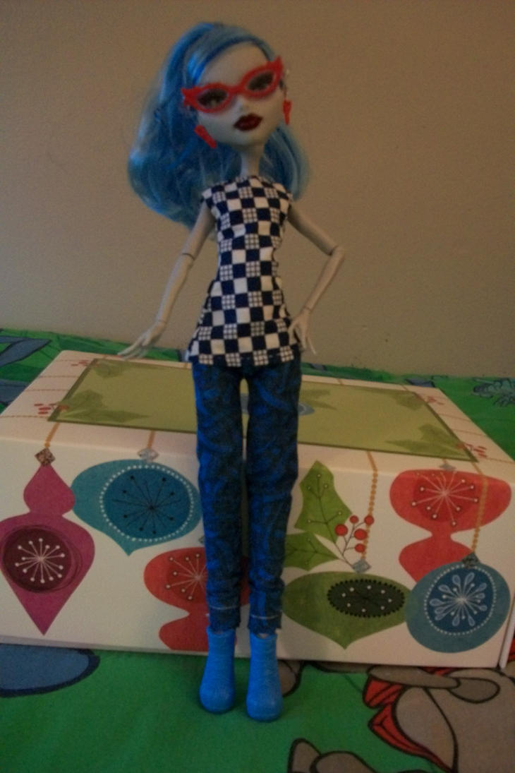 Ghoulia - Jeans by RubyOfTrinity