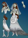 Sally Wedding Dress - Color