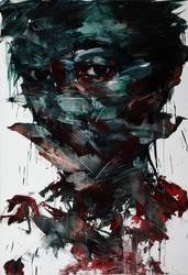 [40] Untitled Oil   On Canvas 162 X 112 Cm 2013 by ShinKwangHo
