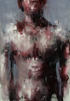 [66] Untitled Oil On Canvas  65 X 45.5 Cm 2013 by ShinKwangHo