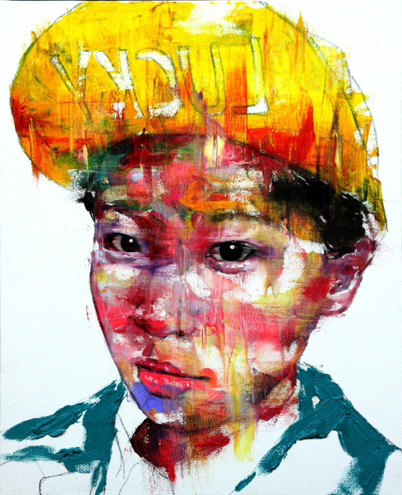 [88] Untitled Oil On Canvas  65 X 53 Cm 2013 by ShinKwangHo
