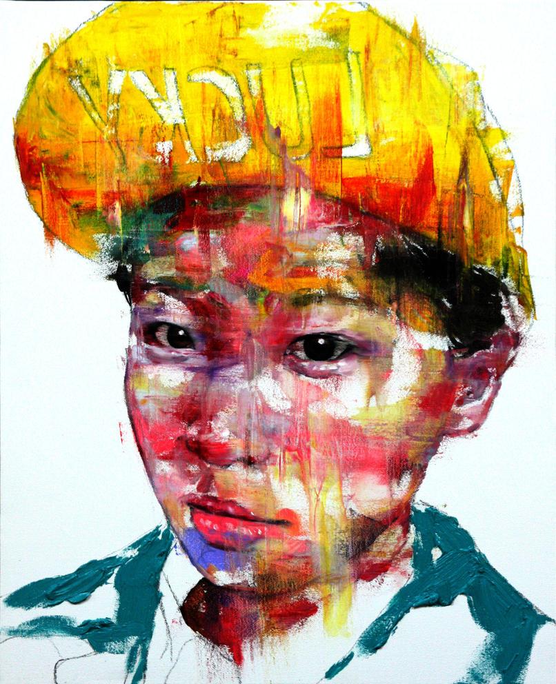 [88] Untitled Oil On Canvas  65 X 53 Cm 2013 by ShinKwangHo