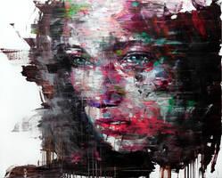 [156] Untitled Oil On Canvas 130.3 X 162.2 Cm  by ShinKwangHo