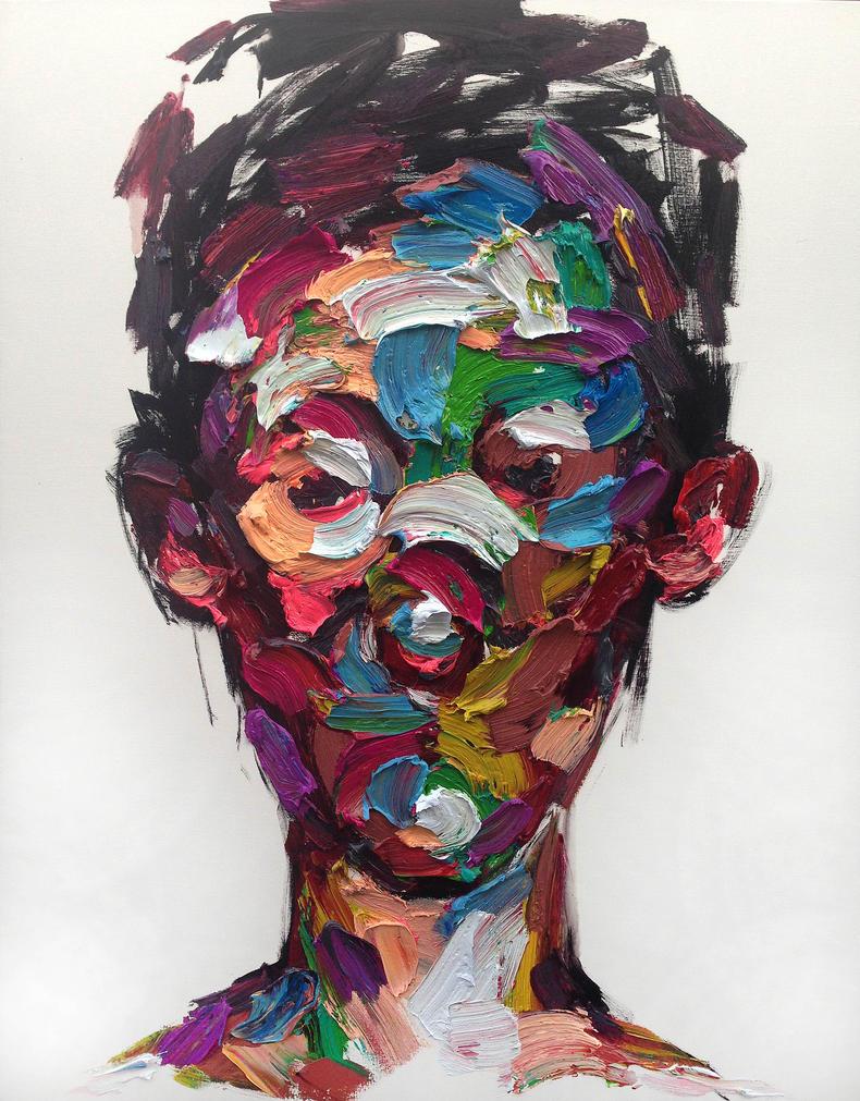 [182] Untitled Oil On Canvas 116.8 X 80.3 Cm 2 by ShinKwangHo