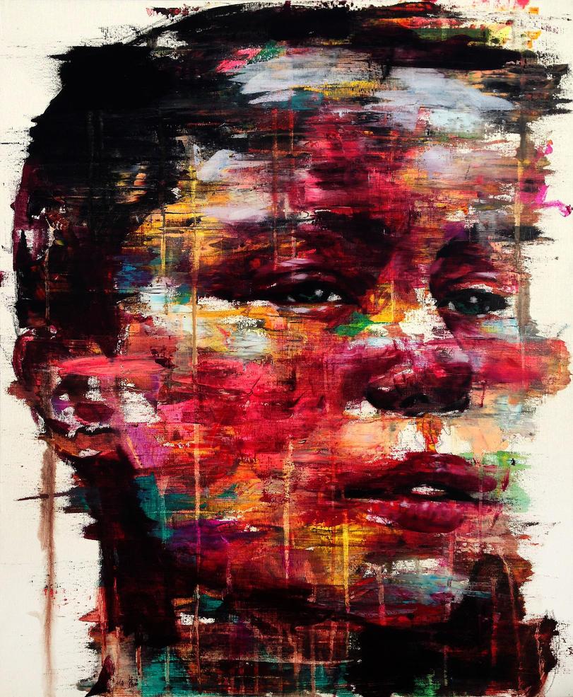 [221] Untitled Oil On Canvas 72.7 X 60.6 Cm 20 by ShinKwangHo