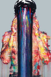 [230] Untitled Oil On Canvas 193.9 X 130.3 Cm  by ShinKwangHo