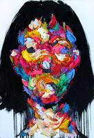 [241] Untitled Oil On Canvas 162.2 X 112.1 Cm  by ShinKwangHo