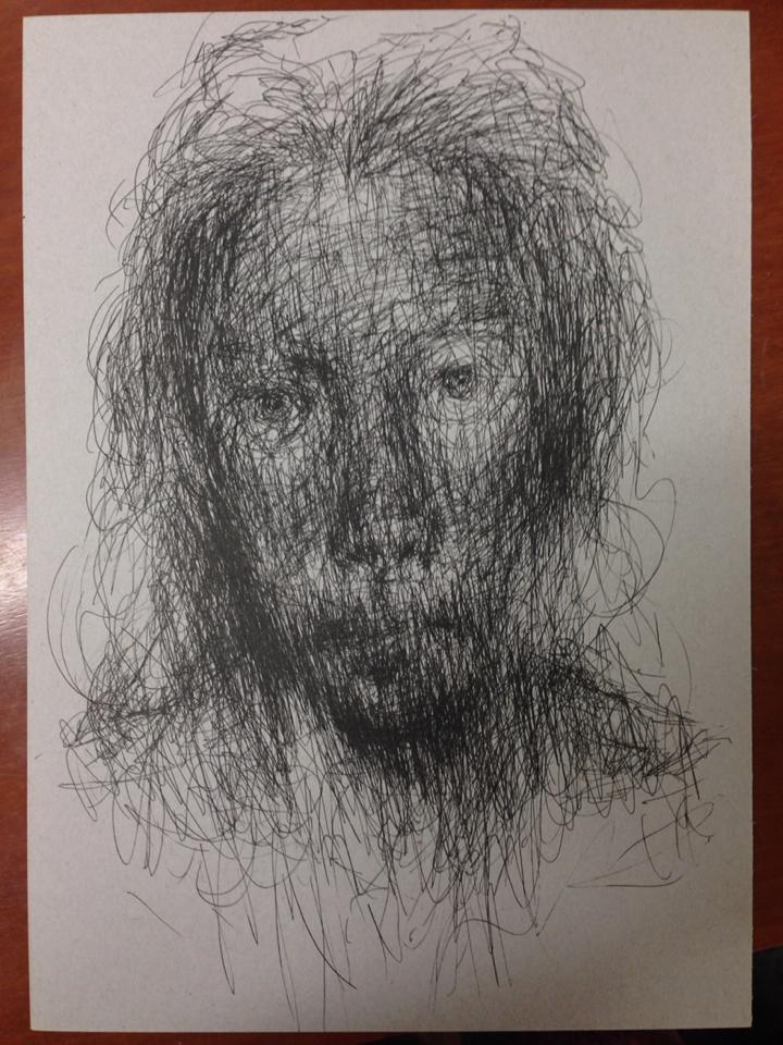 drawing by ShinKwangHo