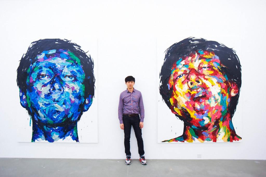 2014 Solo exhibition,YAVUZ Gallery,Singapore by ShinKwangHo
