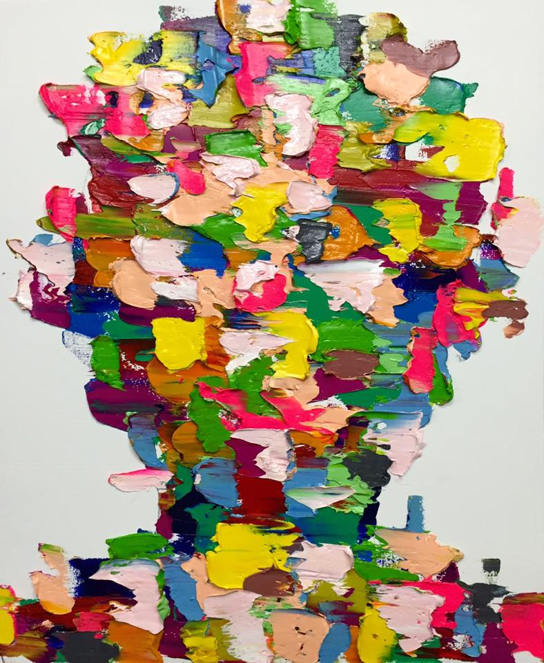 [15p42]  Untitled Oil On Canvas 72.7 X 60.6 Cm 201 by ShinKwangHo