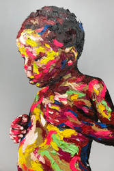 [18p20]  untitled oil on canvas 193.9 x 130.3 cm 2 by ShinKwangHo