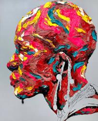 [18p25] untitled oil on canvas 162.2 x 130 cm 2018 by ShinKwangHo