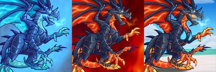 Dragon Fanart
