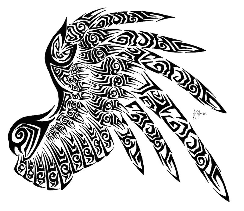 images of tribal wings tattoo wallpaper