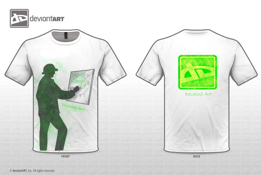 a quick t shirt design by unendingdreamer