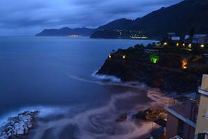 Cinque terre, after the storm