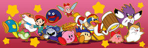 Kirby Collage