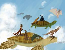 Annual Turtle Migration
