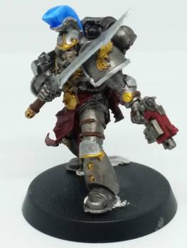 Broken Swords - Honor Guard