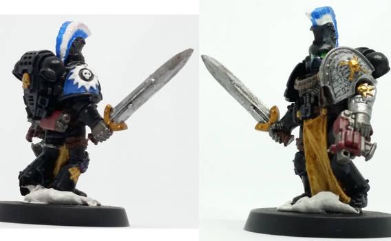Deathwatch - NovaMarine - Veteran
