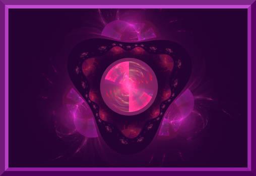 purple glimmer