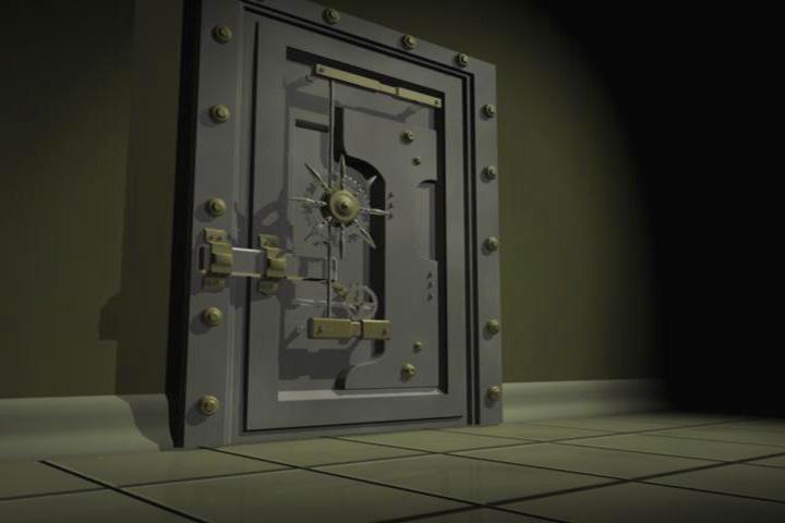 Bank Vault Door : Bank vault door by eternalfrostart on deviantart