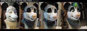 Opossum WIP 3