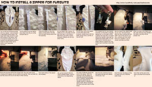 Fursuit Zipper Tutorial