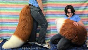 XL Holo/Fox Tail