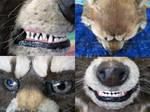 Rocket Raccoon - Detail Shots