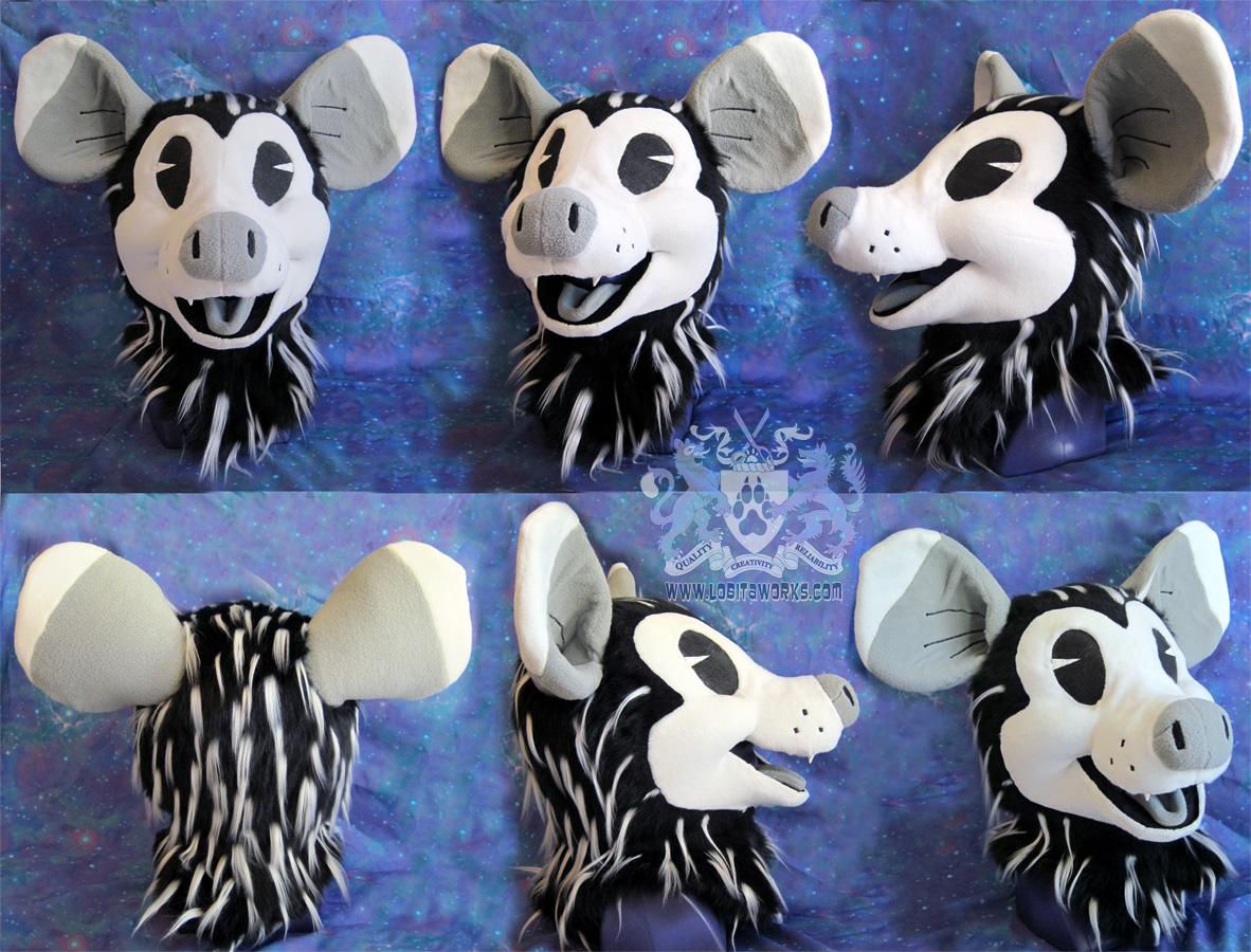 Scrabbles The Inkblot Possum By Lobitaworks On Deviantart
