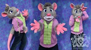 Eve the Rat partial suit 2