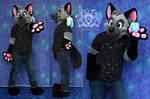 Kubo Hyena Partial Suit