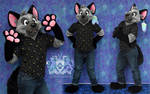 Kubo Hyena Partial Suit 2