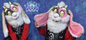 Lucky Boat Fursuit Head 2