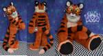 Plush Tiger Fullsuit 2