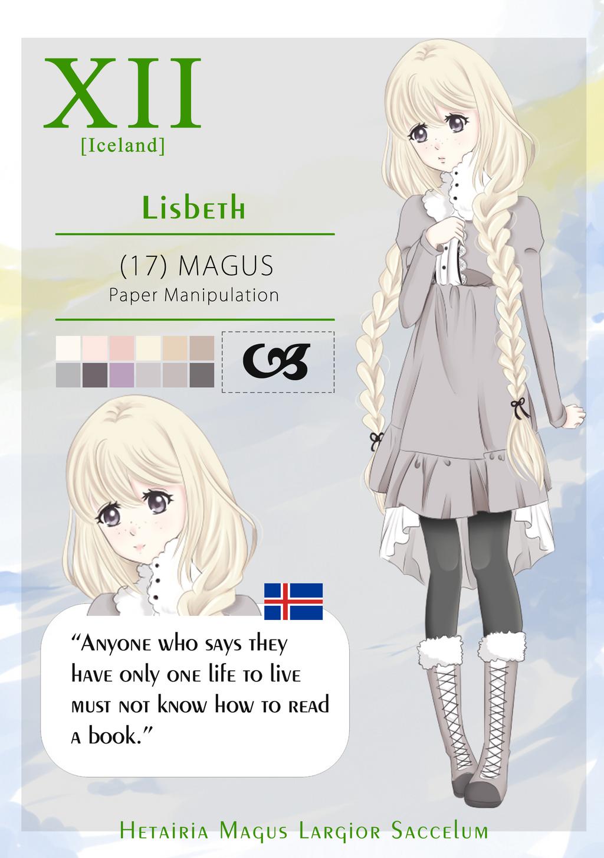 HMLS: Lisbeth by Juuri-No-Sekai