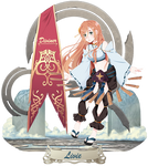 I--N: Diviner Livie by Juuri-No-Sekai