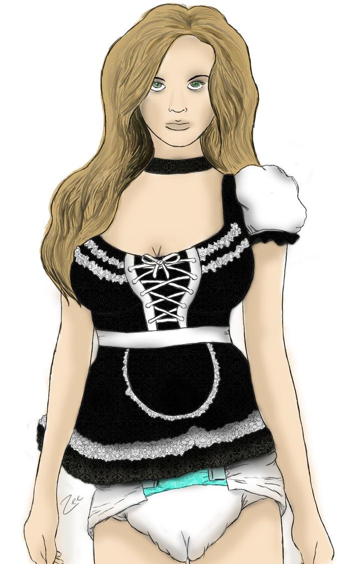 Maid by mrseanzee