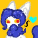 small cute meowstic by Felinae-Dreamer